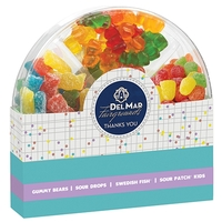 4 Way Standing Candy Sampler