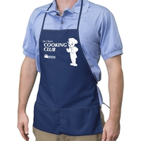 Color Bib Apron