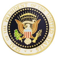 Military - U.S. Presidential Seal Pin