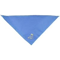 Pet triangle bandanna without reflective binding - medium
