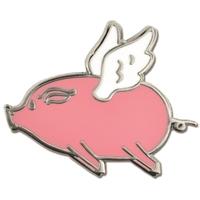 Flying Pig Lapel Pin