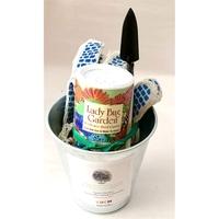 Lady Bug Bucket Garden Kit