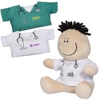 MopTopper™ Plush - Doctor & Nurse