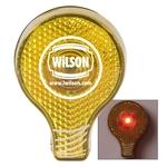 Light Bulb Flashing Button