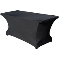 Spandex 8' table cover