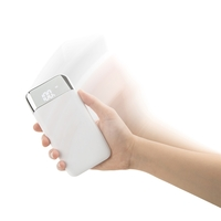 Shake and power on, two-way Type C power bank
