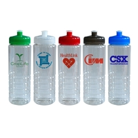 Prince 26 Oz. Bottle w/ Push - Pull Lid