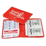 Med-Wallet Vinyl First Aid Kit