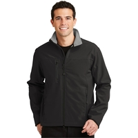 Port Authority Glacier Soft Shell Jacket.