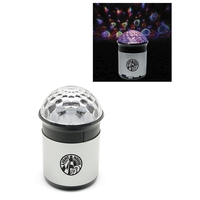 LED Disco Ball Bluetooth Wireless Speaker w/Colorful Lights