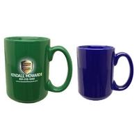 15oz Vitrified El Grande Mug, four color
