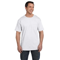 Hanes® Adult 6.1 oz. Beefy-T® with Pocket