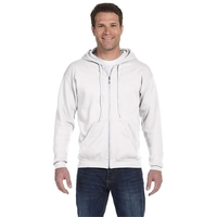 Anvil® Adult Full-Zip Hooded Fleece