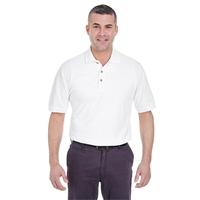 UltraClub® Men's Classic Pique Polo