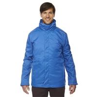 Core365™ Men's Region 3-in-1 Jacket with Fleece Liner
