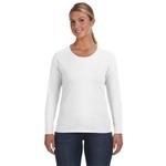 Anvil (R) Ladies' Lightweight Long-Sleeve T-Shirt