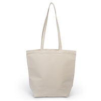 UltraClub by Liberty Bags Star of India Cotton Canvas Tote