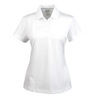Adidas® Golf Ladies' climalite Basic Short-Sleeve Polo