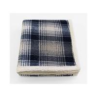 Pro Towels Cottage Plaid Throw Kanata Blanket