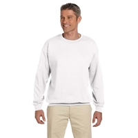 Hanes (R) Adult 9.7 oz. Ultimate Cotton(R) 90/10 Fleece Crew