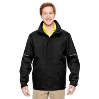 Harriton Adult Contract 3-in-1 Jacket with Daytime Hi-Vis...
