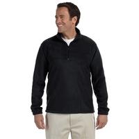 Harriton Adult 8 oz. Quarter-Zip Fleece Pullover