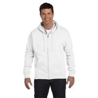 Hanes® Adult 7.8 oz. EcoSmart® 50/50 Full-Zip Hood
