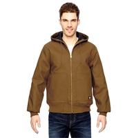 Dickies® Men's 10 oz. Hooded Duck Jacket