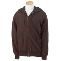 Dickies (R) Men's 470 Gram Thermal-Lined Fleece Hooded Ja...