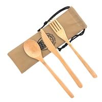 Bamboo Utensil Sets
