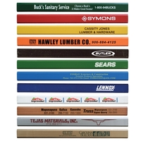 Enamel Finish Carpenter Pencil