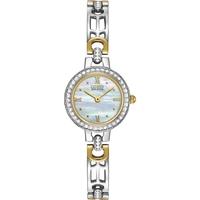 Citizen Women's Eco-Drive Silhouette Two-Tone Watch
