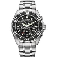 Citizen Men's Signature Courageous Perpetual Calendar Watch