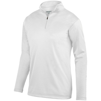 Augusta Sportswear® Adult Wicking Fleece Quarter-Zip Pu...