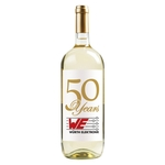 "California Chardonnay 1.5L ""Magnum"" with Color Custom Label"