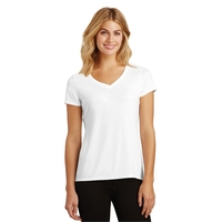 District Women's Perfect Tri V-Neck Tee.