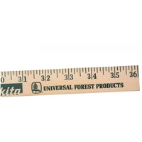 Best Selling Yardsticks - Natural Finish