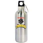 Double wall vacuum insulated sports bottle,17 oz
