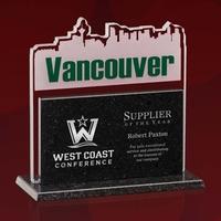 Skyline Award Vancouver - Starfire/Granite