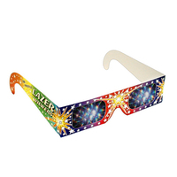 Fireworks Glasses - Original Lazer Viewers - Stock Imprint