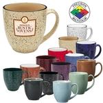 16oz Designer Speckled Bistro Mug, spot color