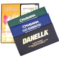 Travel / Insurance Document Holder with Rigid Cover