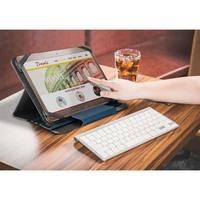 Business Easel Tablet Cover
