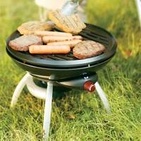 Roadtrip Instastart Propane Party Grill w/Carrying Case
