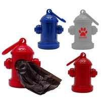 Hydrant Shaped Bag Dispenser