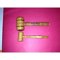 "3 1/2"" Novelty Gavel"