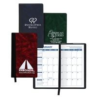 Florence 2-Tone Hard Cover Pocket Planner