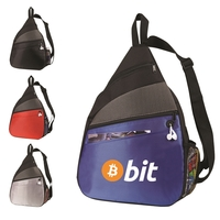 Padded Sling Backpack