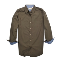 Backpacker® Ladies' Wayfarer Rip Stop Long-Sleeve Shirt