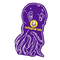 Foam Octopus Mitt